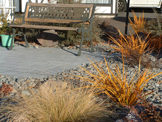 Gardeners landscape supplies company based in rotorua for Low maintenance garden nz
